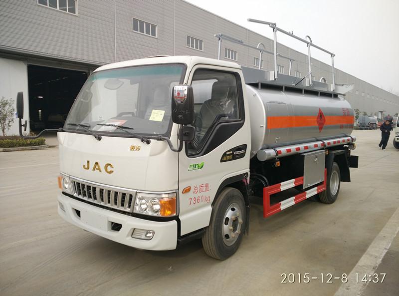 江淮系列4.2方加(运)油车--国四