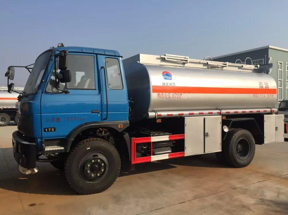 东风EQ系列加油车(11.4方)