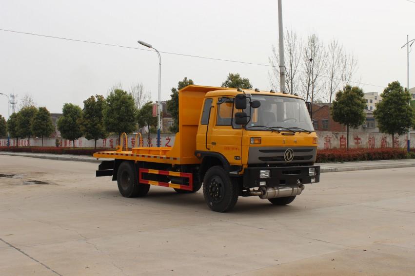 润之星牌SCS5160TLB东风单桥铝水包运输车