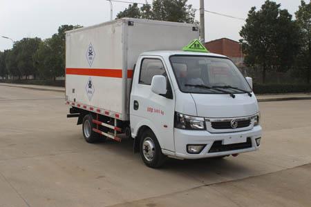 润之星牌SCS5030XDGEQ型毒性和感染性物品厢式运输车
